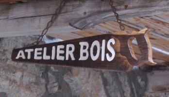 atelier bois dcoupage sculpture cration bois - Objets Bois A Decorer