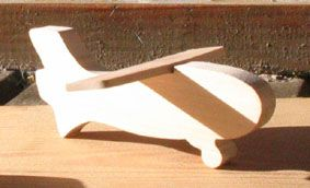 Avion sans helice