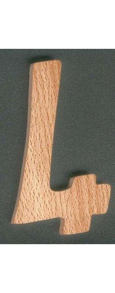 Chiffre 4 ht 10cm