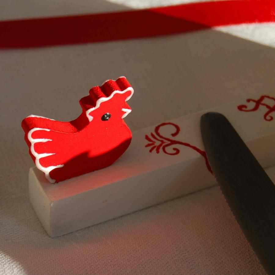 figurine miniature poule 3mm a peindre loisirs creatifs