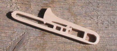 Figurine trombone 3mm