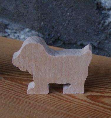 marque place chien mriage theme animaux ou ferme