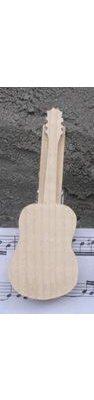 pince à partition guitare cadeau musicien guitariste bois massif fait main