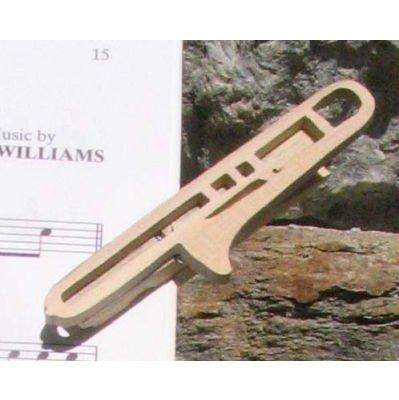 pince à partition trombone