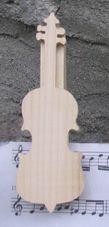 pince à partition violoncelle cadeau musicien violoncelliste bois massif fait main