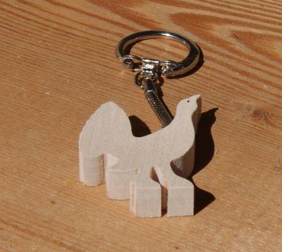 porte clef bois porte clef tetras coq de bruyere en bois. Black Bedroom Furniture Sets. Home Design Ideas