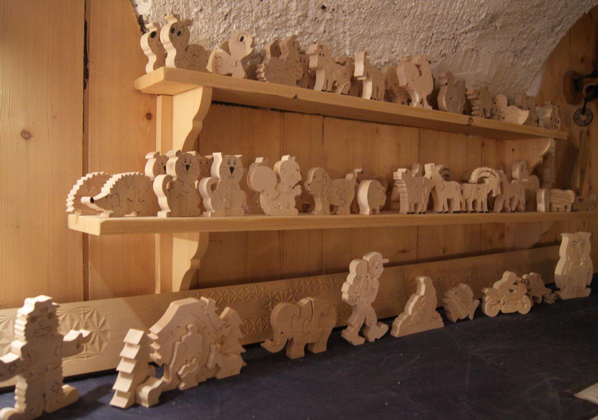 puzzle bois puzzle en bois escargot 3 pi ces bois de hetre. Black Bedroom Furniture Sets. Home Design Ideas