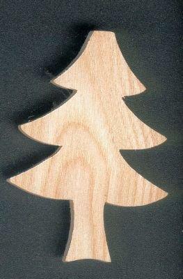 Sapin de Noel en bois