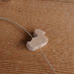 perle bois canard V fabrication de mobile et suspension