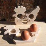 poule puzzle 3 coquetiers