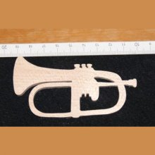 Figurine bugle 3mm