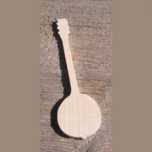 Figurine Banjo 3mm