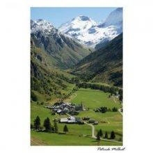 Carte postale Le Bois par 25
