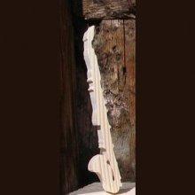 Clarinette basse en bois ht15cm