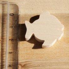 figurine miniature  poisson 3mm a peindre et a coller