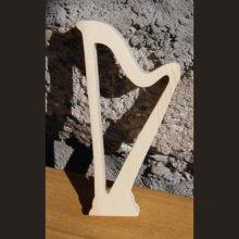 Harpe en bois 15cm