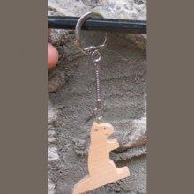 porte clef marmotte