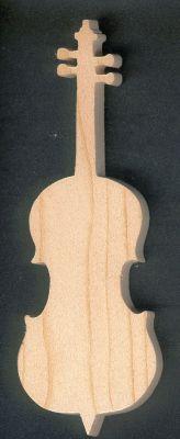 violoncelle en bois ht 20 cm decoration d'interieur